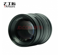 七工匠 55mm F1.4 for Sony E mount  黑色 微單鏡頭