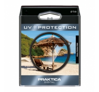 德國柏卡Praktica UV MC 多層膜72mm